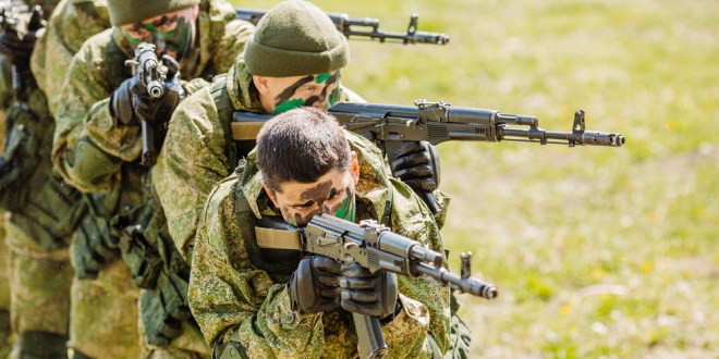 Weapons used by Russia's elite Spetsnaz operators | Business Insider