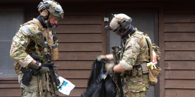 """Identity Intel Ops"" Turn US Special Operators Into Combat Detectives 