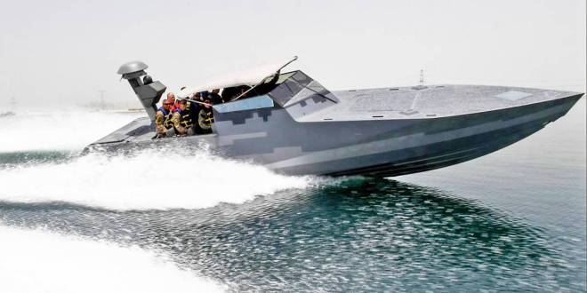 U.S. Navy Stealthy Special Operations Boats Are Zooming Around the Middle East | The Drive
