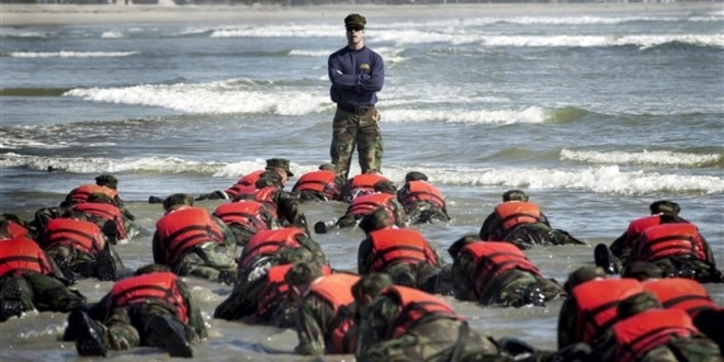The Navy's First Female SEAL Officer Applicant Just Dropped Out | Task & Purpose
