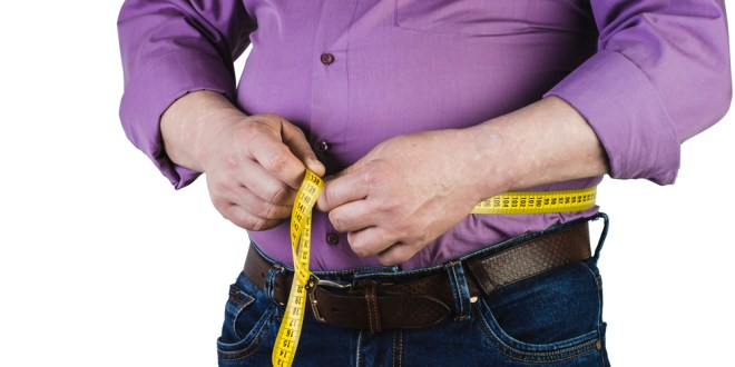 Study finds 90 percent of American men overfat | ScienceDaily