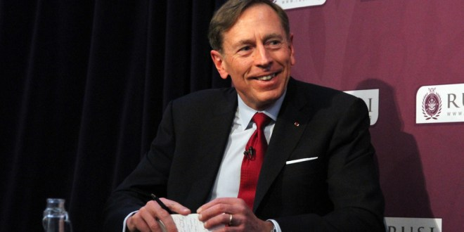 Retired Army Gen. David Petraeus Describes Trump's Options In Afghanistan | NPR
