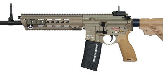 Germany selects G95 carbine for special forces | Jane's 360