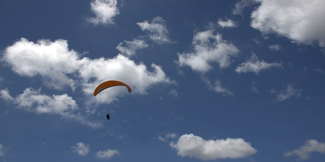 N.K. special forces conduct drills to paraglide into Combined Forces Command | Yonhap
