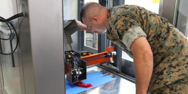 Weaponizing 3-D printers: Cyberattacks could turn battlefield tech into threats | Fifth Domain