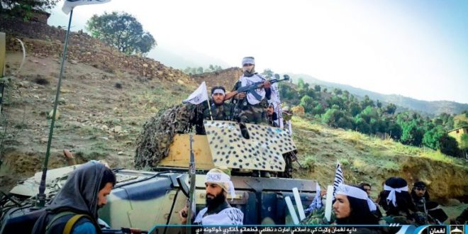 "Taliban touts ""Special Forces Unit"" 