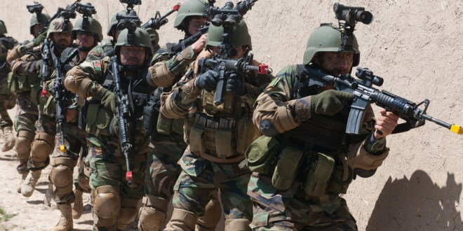 Special Forces Are Afghanistan's Most Effective Weapon Against Insurgents | Gandhara