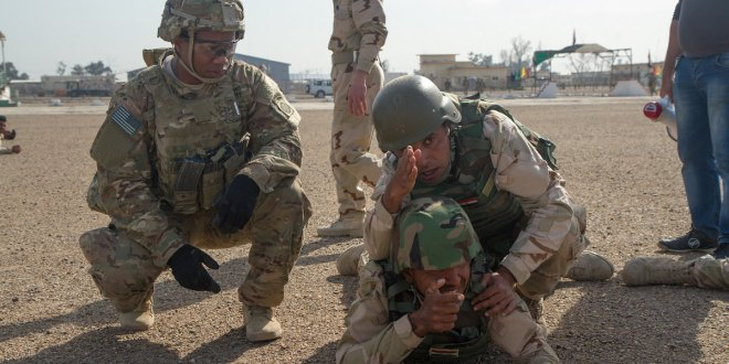 Army to stand up second Security Force Assistance Brigade at Fort Bragg | Army Times