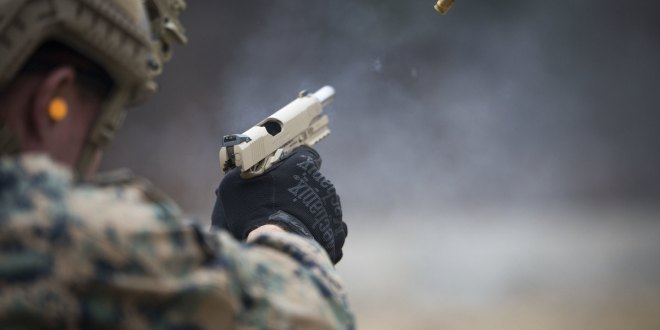 Army prepares to sell up to 10,000 surplus 1911 pistols. Here's how you get one. | Army Times