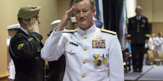 McRaven to Stay at UT System Chancellor in 2018 | U.S. News