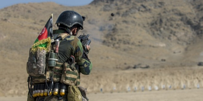 These are Afghanistan's best troops. The U.S. is backing a plan to create many more of them   Los Angeles Times