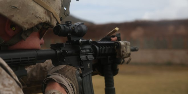 New in 2018: Corps adopts M855A1 round | Marine Corps Times