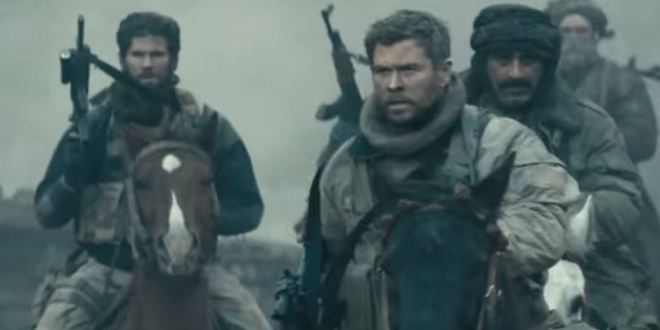 'Horse Soldiers' go Hollywood: Behind the scenes with '12 Strong' | Navy Times