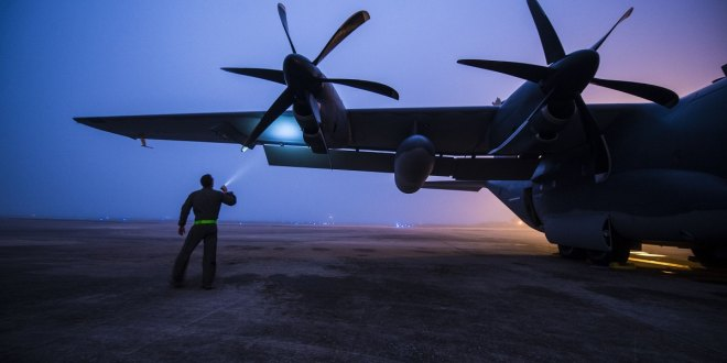 The Air Force's newest gunship is having problems with its big guns | Air Force Times