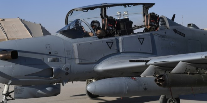 A-10s join effort to target Taliban drug factories in Afghanistan | Stars & Stripes