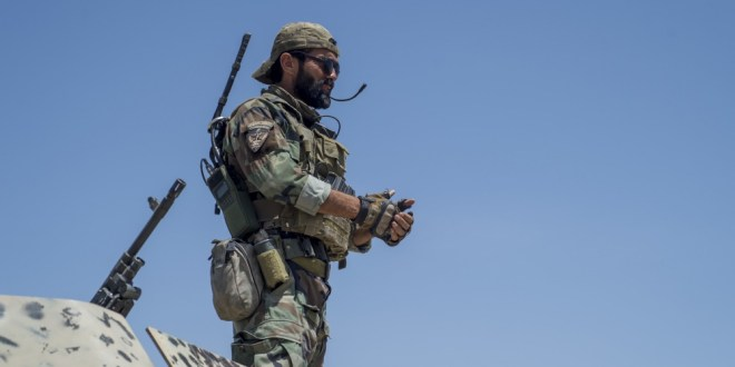 Insurgents lure US, Afghan team to meeting, then open fire | Military Times