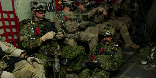 Special forces commander weighs recommendations on future of Iraq mission | CBC News