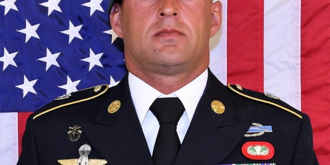 DoD identifies Green Beret killed in New Year's Day attack in Afghanistan | Army Times