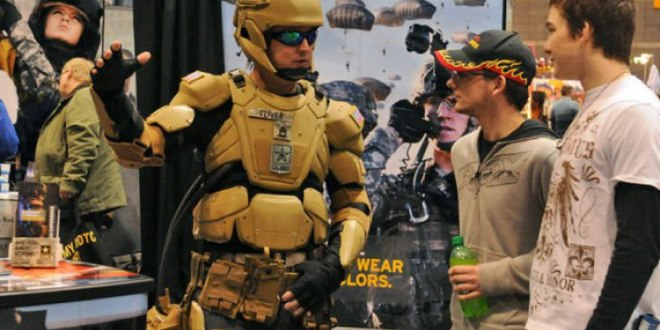Wanted: 'Iron Man' suits for special operations troops | Military Times