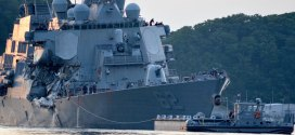 Navy filing homicide charges for McCain, Fitzgerald commanders   Navy Times