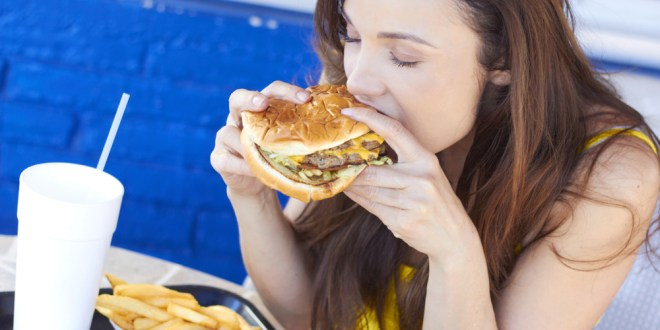 Fast food makes the immune system more aggressive in the long term | Science Daily