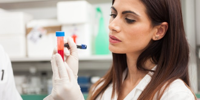 Cancer blood test 'enormously exciting'   BBC News