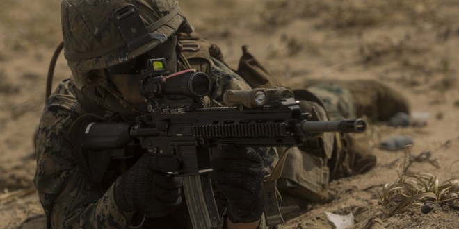 Companies Line Up to Vie for New Marine Corps Infantry Optic | Military.com