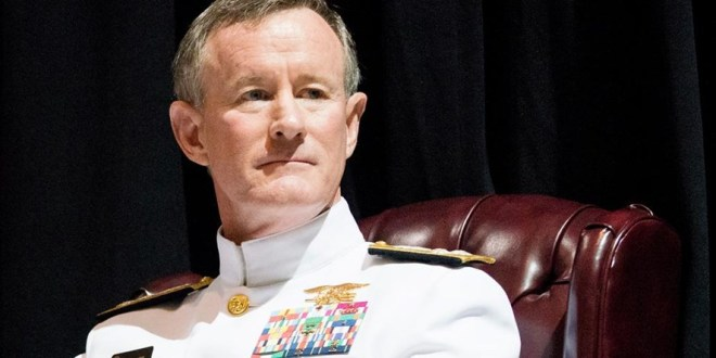 Former US Navy SEAL admiral who planned Bin Laden raid praises Florida students' courage in wake of school shooting | Business Insider