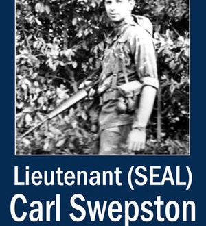 "Coronado's ""Avenue Of The Heroes"" … Lieutenant Carl E. Swepston, USN 