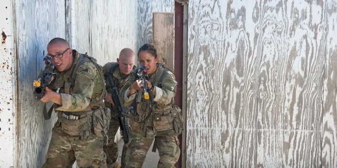The U.S. Army just made history, opening top position in Airborne Division to women | Rare