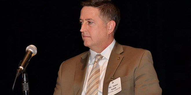 Q&A with SOCOM's New Acquisition Executive, James Smith | National Defense