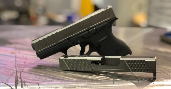 This is how Grey Ghost Precision wants to sex up your Glock | Military Times