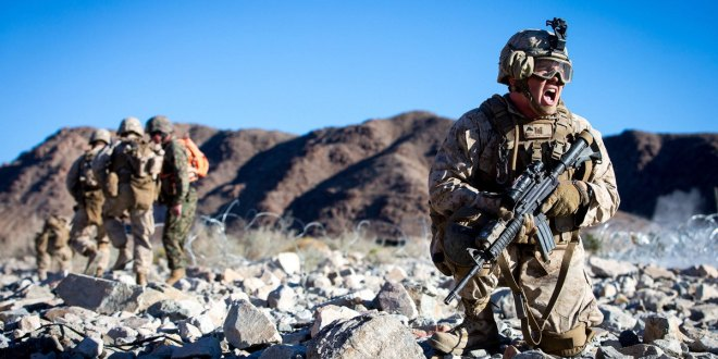 Why swearing is f**king good for you   Military Times