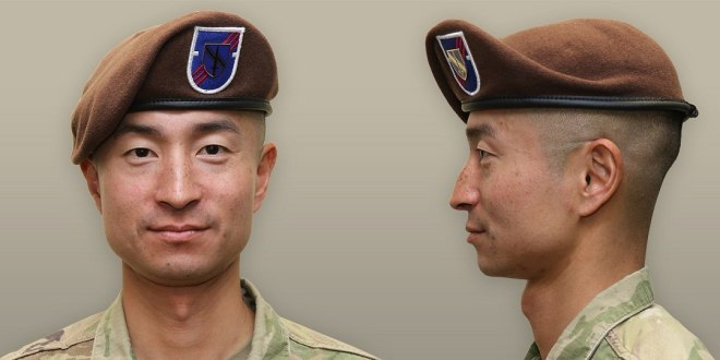 It's official: Army unveils brown beret, new patch for military advisers, SFAB | Army Times