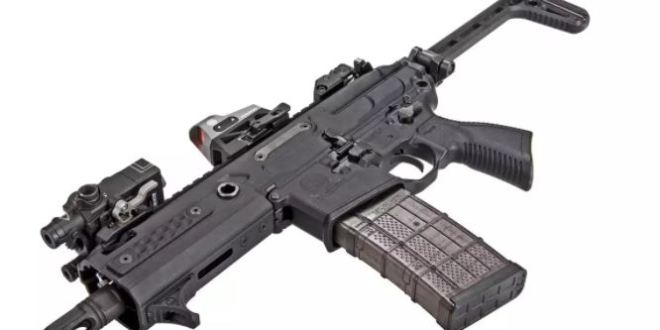 US Special Operators Will Test Sig Sauer's New Mini Assault Rifle In Combat | The Drive