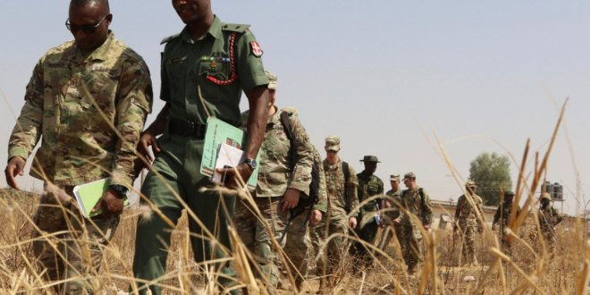 Army troops, Special Forces train Nigerian infantry for fight against Boko Haram, ISIS | Military Times