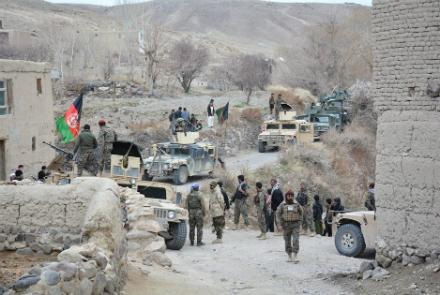 Afghan Forces Conduct 22 Operations Against Terrorists | Tolo News