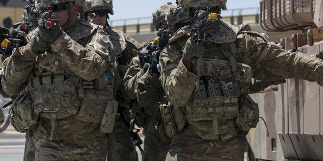 The future battlefield: Army, Marines prepare for 'massive' fight in megacities | Army Times