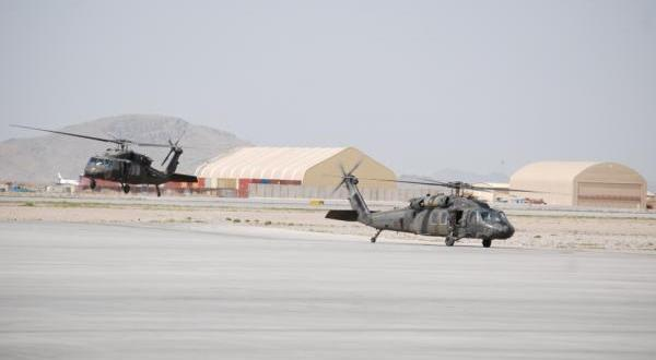 Afghans soon to fly missions with Black Hawks from US | Military Times
