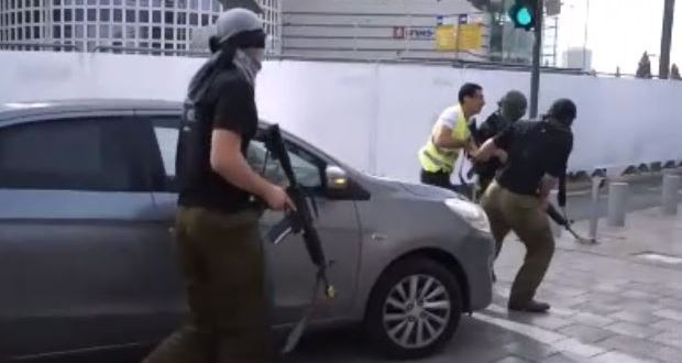 Watch: Israeli special forces in counterterrorism drill in central Tel Aviv | JOL