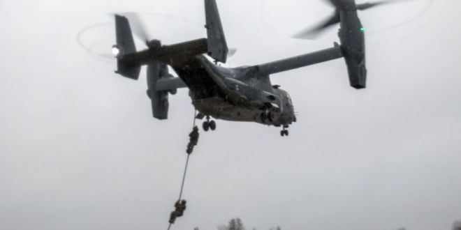 US special ops to get a boost for Baltic mission | Stars & Stripes