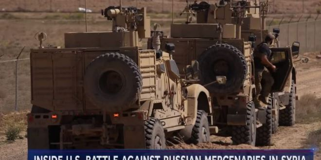 U.S. troops who repelled Russian mercenaries prepare for more attacks | NBC News