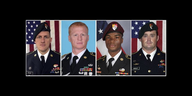 In Niger attack, risk-taking culture and complacency led to deadly ambush | Military Times