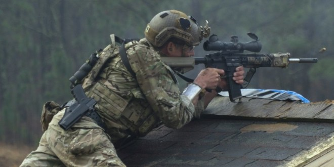 his Green Beret Sharpshooter Team Beats The Hell Out Of Any Supposed Sniper Trick Shot | Task & Purpose