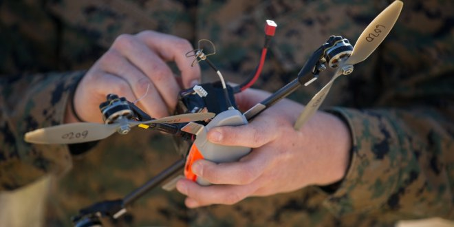 The Pentagon is asking for 3 times as many drones for 2019 | C4ISRNET