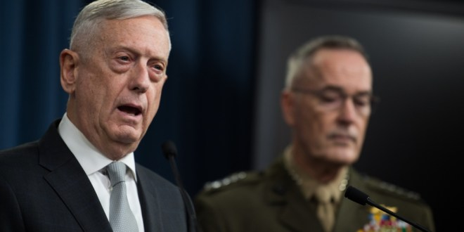 Mattis says military addressing issues found in Niger attack | Military Times