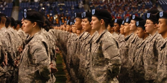 Army lowers 2017 recruiting goal; more soldiers staying on | Army Times