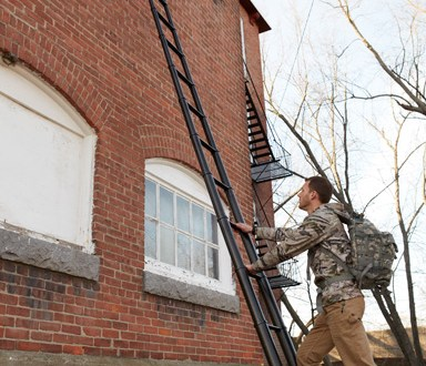 Hooksett company supplying military special operators with high-tech, lightweight collapsible ladder | NH Union Leader