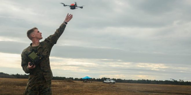 SOCOM Looks To Field New Drones, Upgrade Comms — Fast | Breaking Defense