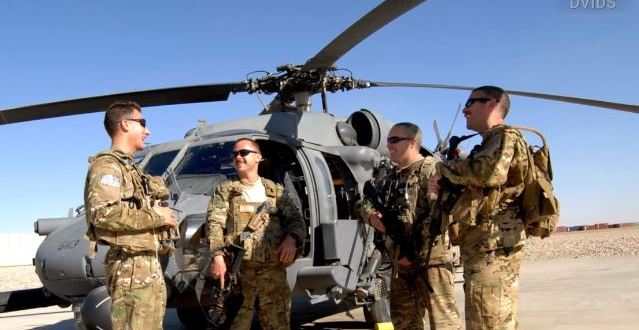 Combat rescue airmen cope with trauma after deadly helicopter crash | Air Force Times